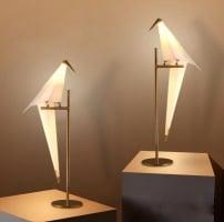 Лампа настольная LED Bird H82