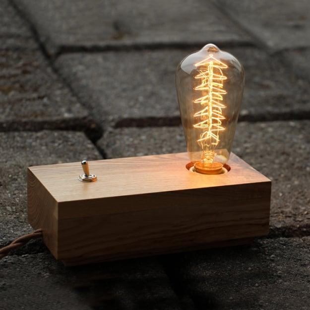 Светильник настольный Brick 20х14см
