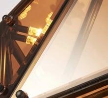 Подвес потолочный Maxhedron Amber L-61см