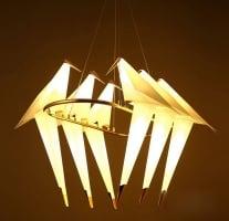 Люстра LED Birds 6P L92/H70