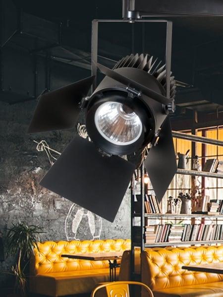 Спот потолочный kino mini 1 шт (в комплекте с LED-драйвером и LED-лампой)