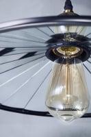 Светильник потолочный Mirror Head d-36см