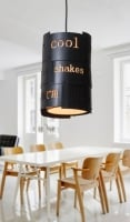 Светильник потолочный Coffee d18 H27см