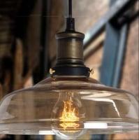 Подвес loft amber d25 h14см