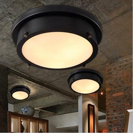 Светильник потолочный Industrial