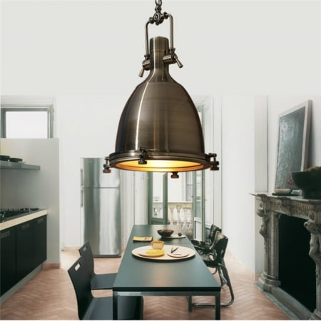 Подвесной светильник loft case iron