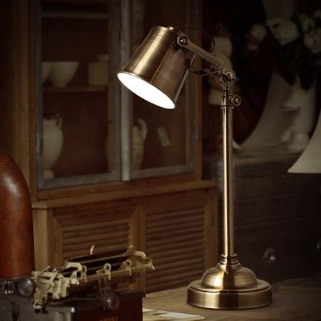 Настольный светильник American Retro Style h66cm