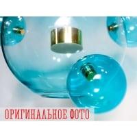 Подвес Led Bubbles Blue 5+1