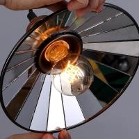 Подвесной светильник Mirror Head d22см