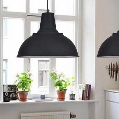 Подвесной светильник Black Pendant d30см