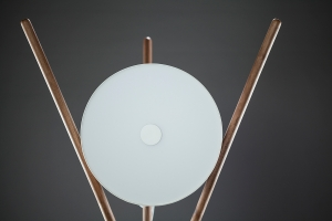 ТОРШЕР LED WHITE D58/H173