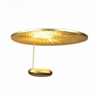 ЛЮСТРА LED REFLECTION GOLD D60/H34