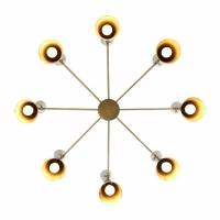 ЛЮСТРА LED CHALICE WHITE 8P D95/H55