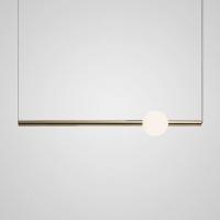 Подвес LED Elements Gold/White L60/ W10 (2)