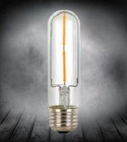 Лампа Эдисона LED T30*125MM 2W 2200K