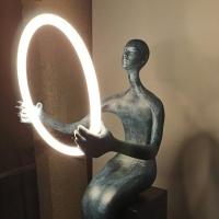 Торшер LED Portal H158