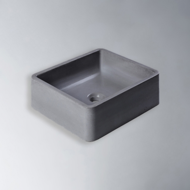 Умывальник Beton Box Graphite