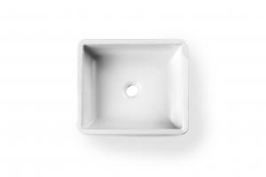 Умывальник Beton Box White