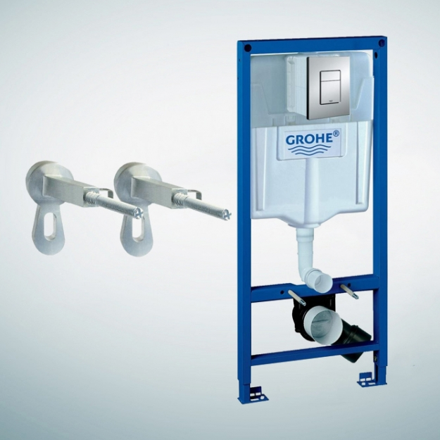 Инсталляция GROHE Rapid SL 3в1 38772001