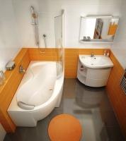 Ванна RAVAK ROSA 95 160x95 L