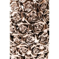 Vase Rose Multi Rose Gold Small