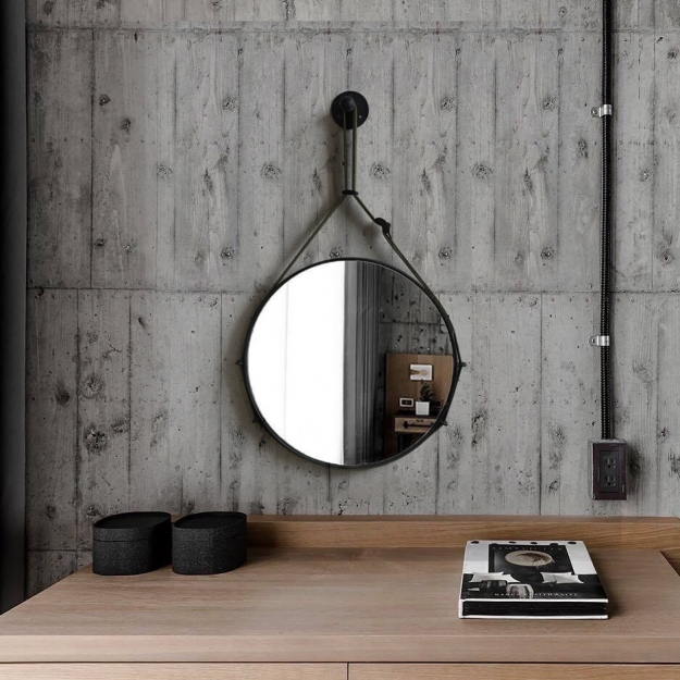 Зеркало Crystal Ø45cm